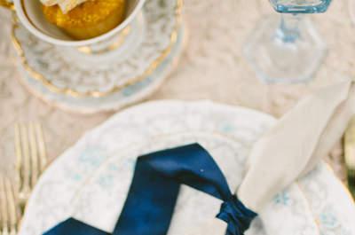 As melhores ideias para uma decoração de casamento vintage: o estilo que é sempre um êxito!