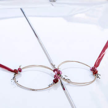 Kit completo auto rose rosse - Compra en The Wedding Shop