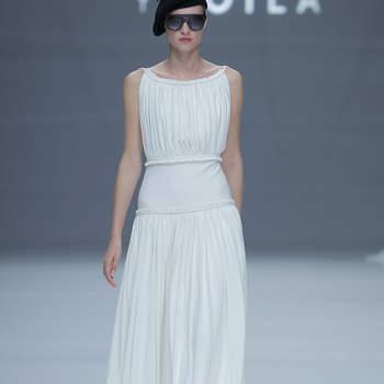 Photo : Sophie et Voilà. Credits_ Barcelona Bridal Fashion Week
