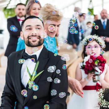 Casamento da Sofia & José, proporcionado pela Two+Us Weddings   Foto: Lucho Vargas Photography