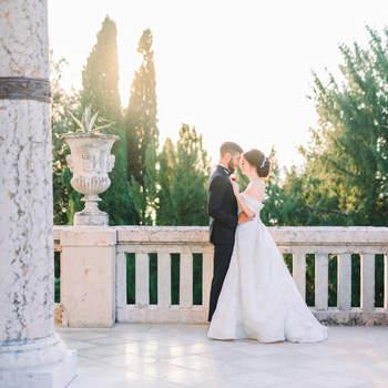 Photo: The White Rose Wedding