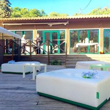 """Espaço especiais para celebrar o seu casamento: <a href=""""https://www.zankyou.pt/f/pateira-527902""""> Pateira</a> - Lisboa"""