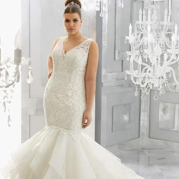 9e4e71f060 Suknie ślubne dla puszystych Panien Młodych! Najlepsze kroje!