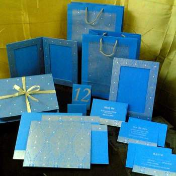 Credits: Classical Designer Wedding Cards and Stationery.