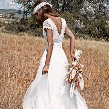 Photo : Fabienne Alagama - Robe : Romance