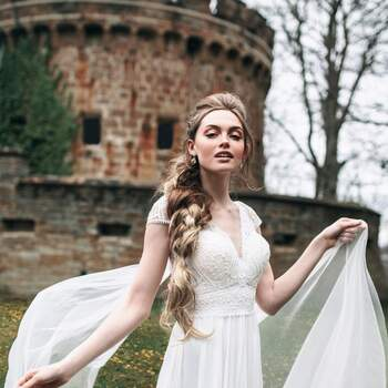 Rapunzel by Allure Bridals | Style: D266 | Créditos: Disney