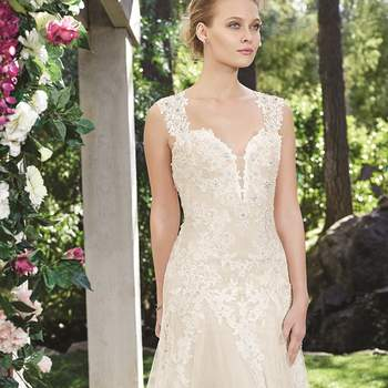 Casablanca Bridal Collection, Fall 2016: Orchid 2246