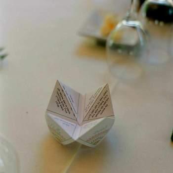 Et pourquoi pas un cours d'origami ?
