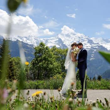 Destination Wedding. Foto: Schweiz Tourismus Rent a Hotel