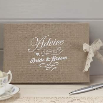 Livre D'or Amour Vintage - The Wedding Shop !