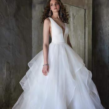 Vestido Fatima - Maggie Sottero | Foto: divulgação