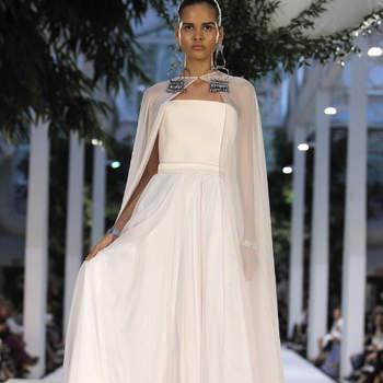 Roberto Diz Credits: Barcelona Bridal Fashion Week