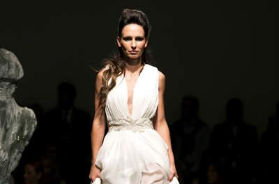 A nova colecção de Gio Rodrigues: vestidos de noiva para 2016 de cortar a respiração!