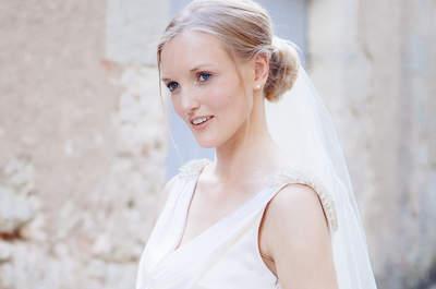 5 voiles pour 5 mariées au style différent : la tendance 2015 ! Lequel choisirez-vous?