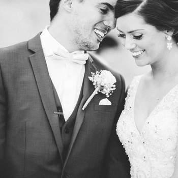 Casamento de Lauren & José. Fotografia: AWE