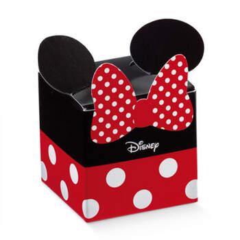 Caja Cubo Minnie 10 unidades- Compra en The Wedding Shop