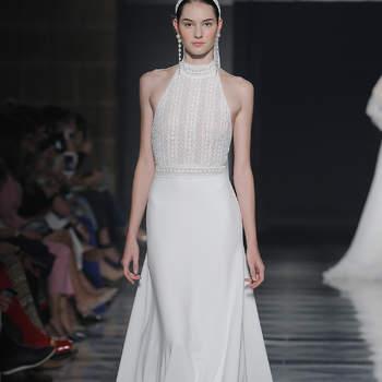 Créditos: Rosa Clará | Barcelona Bridal Fashion Week