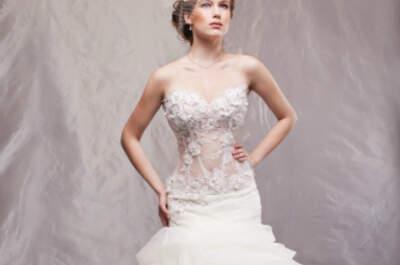 Wunderschöne Kleider für einen wunderschönen Anlass – Brautmode von ANNA MODA