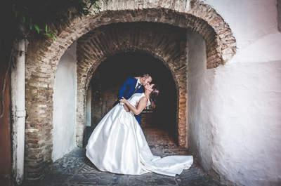 Las imágenes de tu boda estarán llenas de luz y de naturalidad con Full Frame Photography