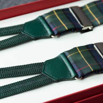 Silk Tartan Green Classic. Credits: Herr von Welt