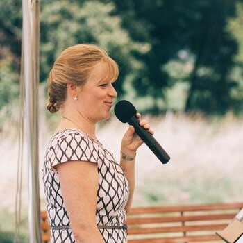 Rede mit Herz –Heike Koch Barth