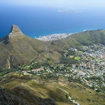 CAPETOWN. Südafrika. Foto: Shutterstock