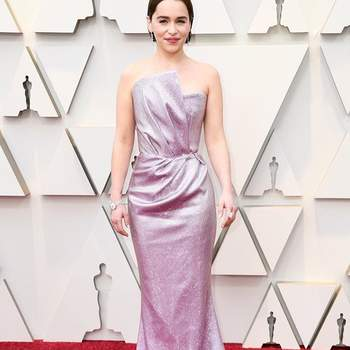 Emilia Clarke, Balmain