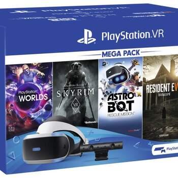 Paquete PlayStation VR Precio: $9,999 MXN