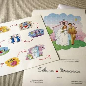 O convite é o primeiro contato dos seus convidados com o casamento e por isto, deve refletir todo o estilo e personalidade dos noivos. E se antigamente só existiam os tradicionais, hoje são muitas opções originais! Veja estas lindas idéias para acrescentar cor aos seus convites!