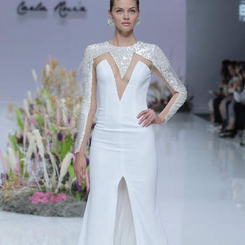 Carla Ruiz - Credits: Barcelona Bridal Fashion Week