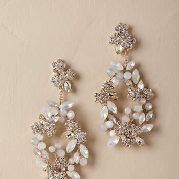 Kora Chandelier Earrings, Bhldn