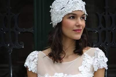 60 modèles de robes de mariée avec décolleté illusion 2017