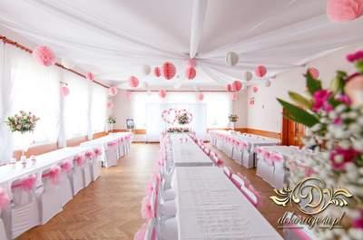 Nowe trendy! Ślubne dekoracje na krzesła!