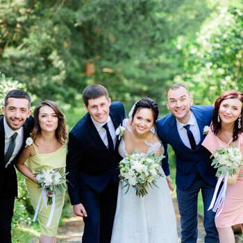 Anastasia & Andy's Wedding