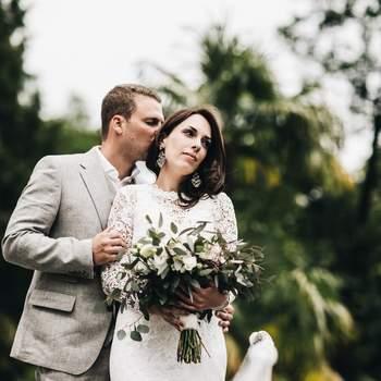 Foto: Martin Hecht FineArt Weddings Photography / Floristik:  Stilfabrik Göppingen
