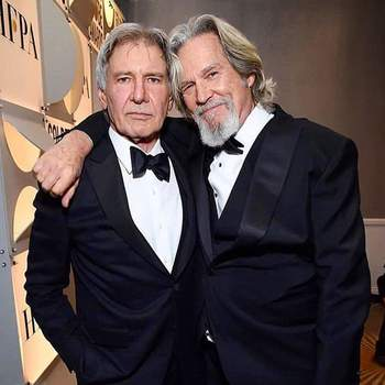 Harrison Ford e Kurt Russell  Créditos: Instagram