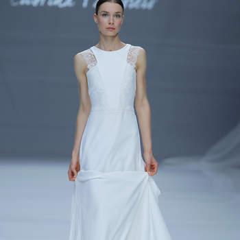 Cristina Tamborero. Créditos: Barcelona Bridal Fashion Week