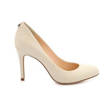 Sapato de noiva branco. Jelissa Mariage.