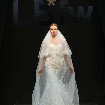 Credits: LBFW 2016 Bridal Collections Christine Dando
