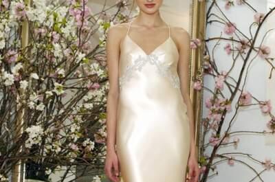 Los 6 vestidos de novia primavera 2015 de Elizabeth Fillmore que te harán soñar... ¡No necesitas más!
