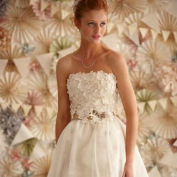 Floral Artwork Dress, 800$ www.bhldn.com
