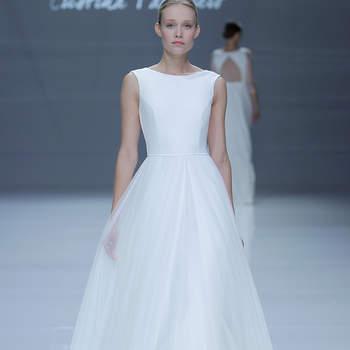 Cristina Tamborero - Credits: Barcelona Bridal Fashion Week