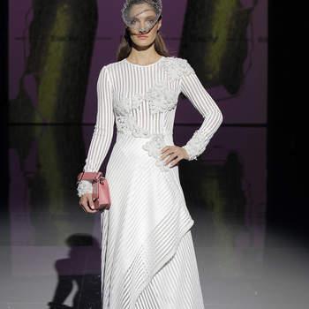 Créditos: Isabel Sanchis | Barcelona Bridal Fashion Week