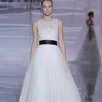 Jesús Peiró Créditos: Barcelona Bridal Fashion Week