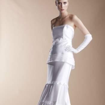 Robe de mariée Suzanne Ermann 2013, modèle Nana - Photo : Suzanne Ermann