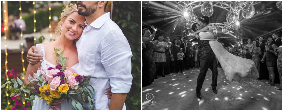 Noivo que participa da organização do casamento: nós amamos!