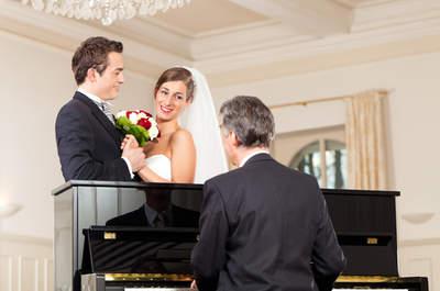 Ponle banda sonora a tu boda con Magnificat
