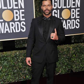 Ricky Martin. Credits: Cordon Press