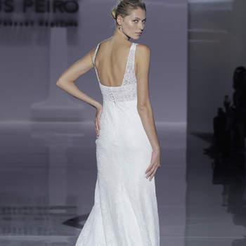 Photo : Jesús Peiró.  Credits_ Barcelona Bridal Fashion Week