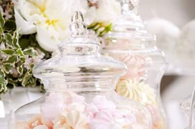 Słodki barek weselny - największe trendy 2015 roku!